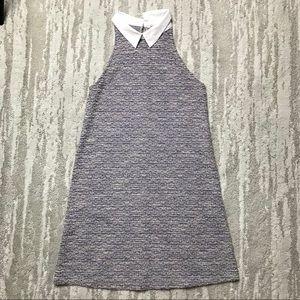 Zara Trafaluc Mini Collar Dress Size Small